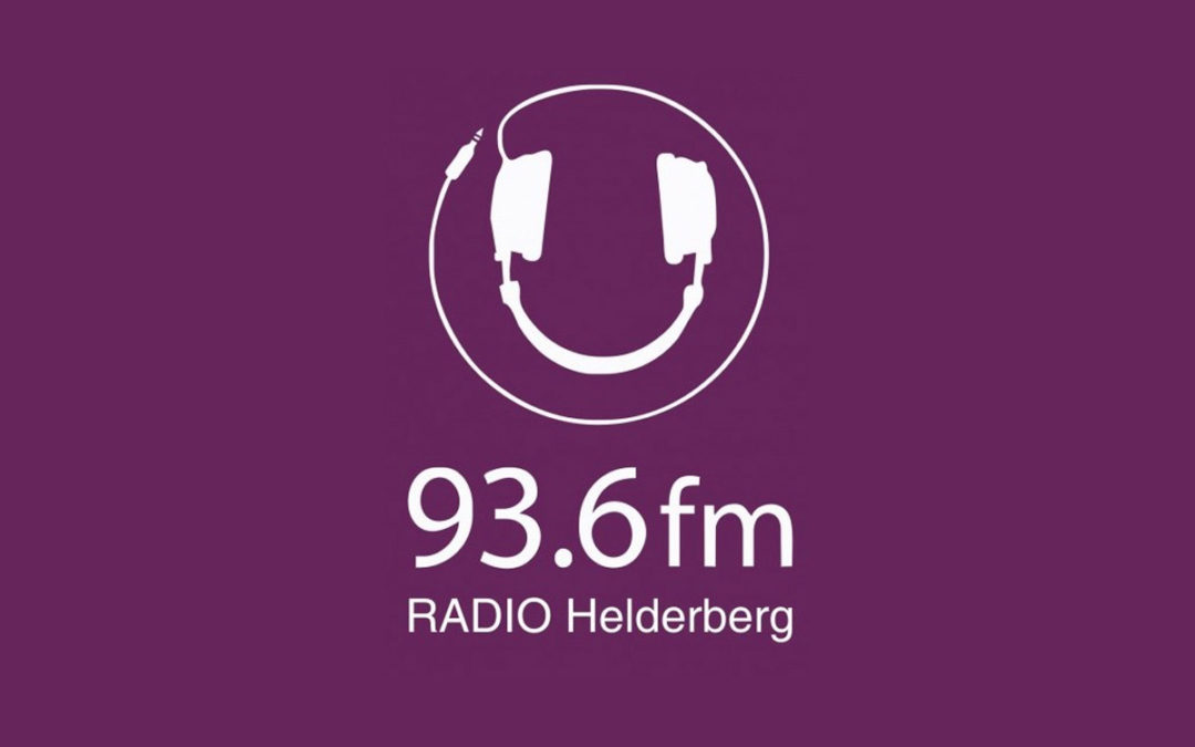 INTERVIEW WITH VANESSA ON ORIGINE 8 ON RADIO HELDERBERG